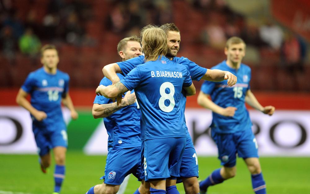 Izlandi játékosok. Fotó: MediaPictures.pl/Shutterstock.com