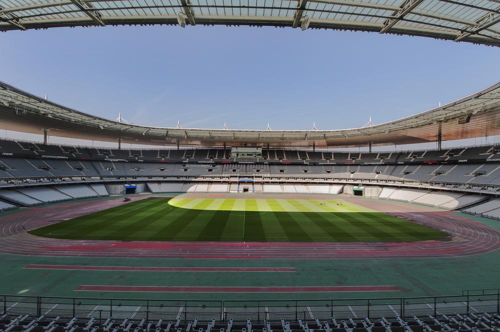Stade de France. Fotó: Yuri Turkov/Shutterstock.com