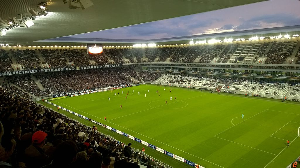 Stade Matmut Atlantique. Fotó: Fantafluflu/Wikipédia