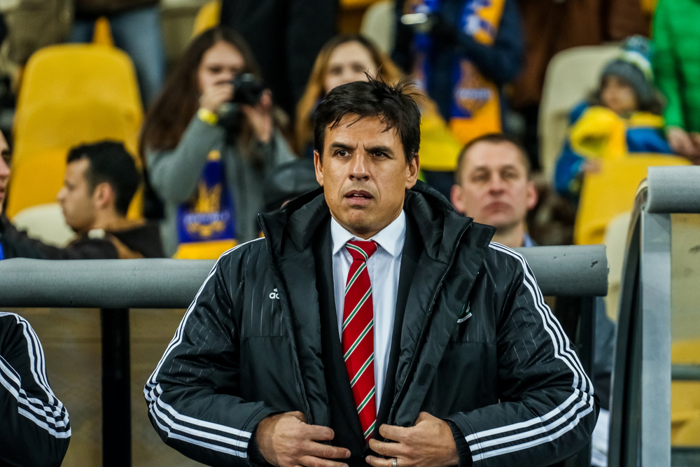 Chris Coleman. Fotó: photo-oxser/Shutterstock.com