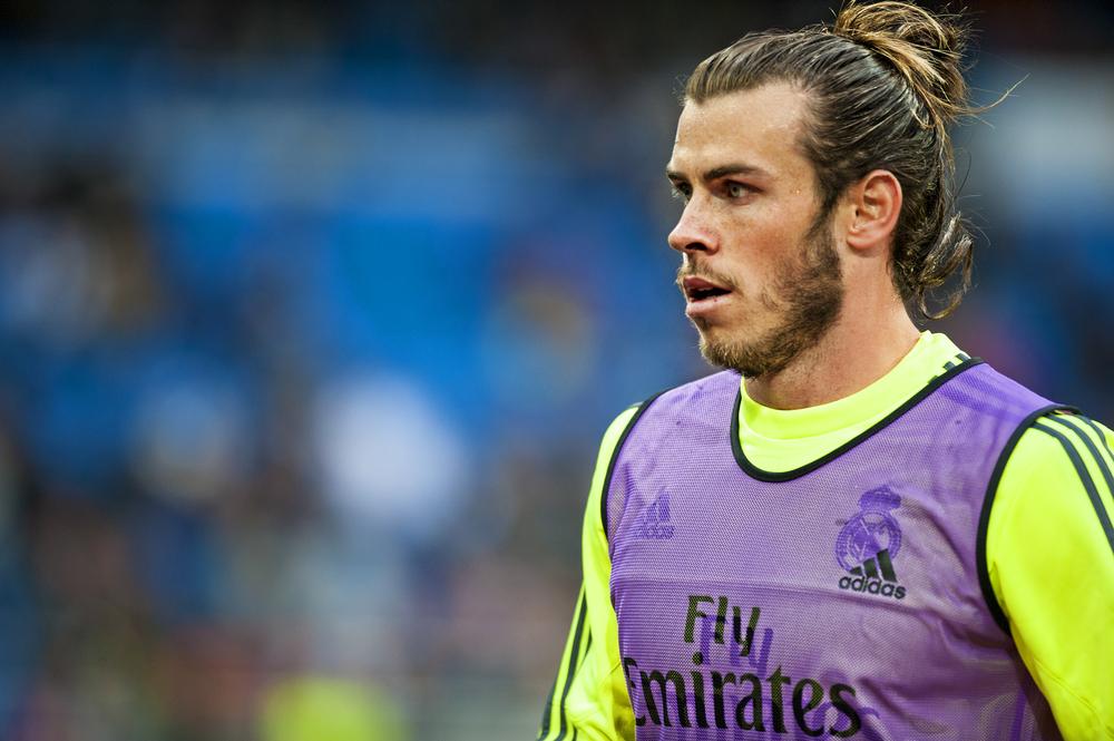 Gareth Bale. Fotó: Marcos Mesa Sam Wordley/Shutterstock.com