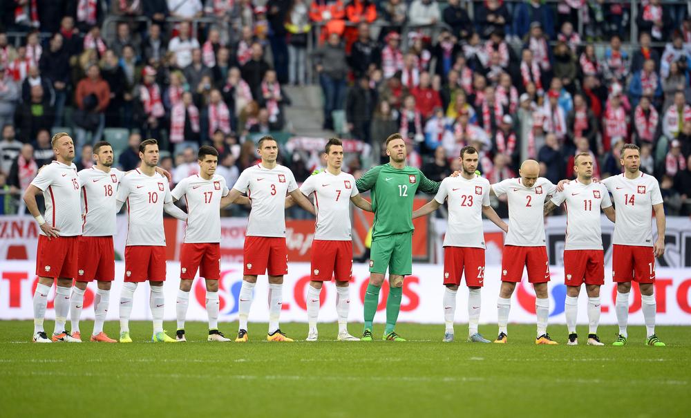 Lengyel válogatott. Fotó: MediaPictures.pl/Shutterstock.com