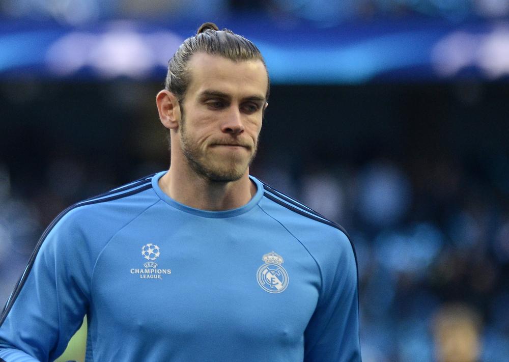 Gareth Bale. Fotó: CosminIftode/Shutterstock.com