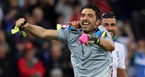 Gigi Buffon. Fotó: Marco Iacobucci EPP / Shutterstock.com