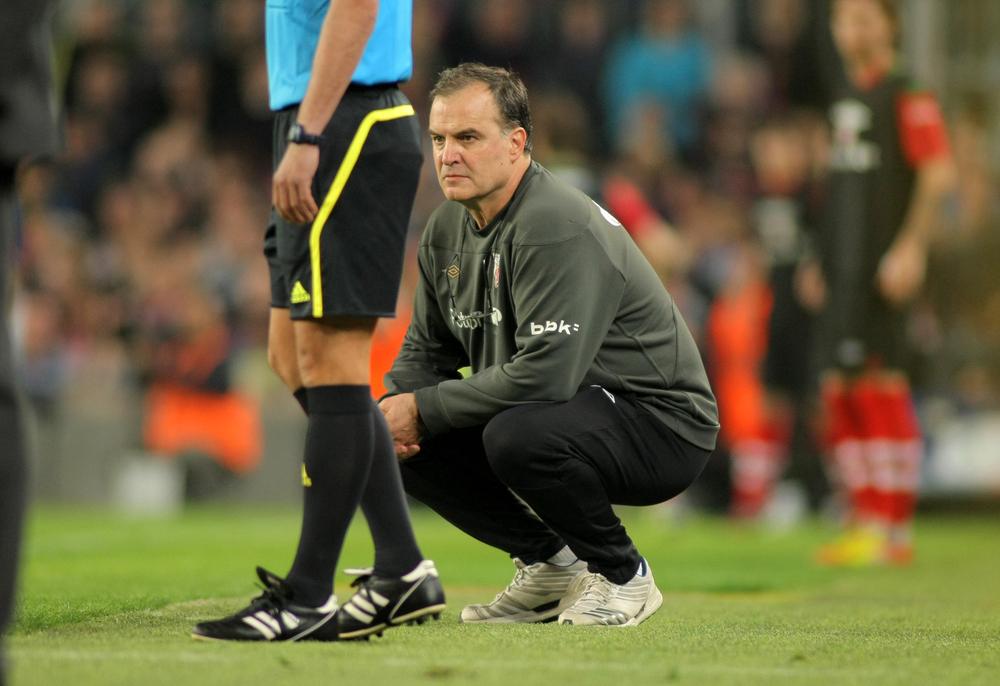 Marcelo Bielsa. Fotó: Maxisport/Shutterstock.com